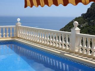 Superb 5* South-Facing Villa, Sea & Mountain views - Moraira vacation rentals