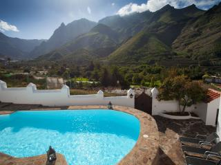 The best natural place to stay in Gran Canaria. Gran Villa Asomadita. - Agaete vacation rentals