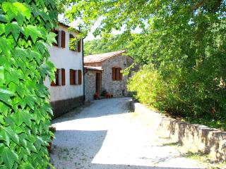 Bright 3 bedroom Montieri House with Satellite Or Cable TV - Montieri vacation rentals