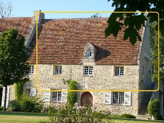 La Balanderie manor Normandy D.Day beach Caen - Colleville-Montgomery vacation rentals