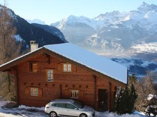 Perfect 4 bedroom Gryon Chalet with Internet Access - Gryon vacation rentals