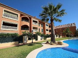 2 bedroom Penthouse with A/C in Javea - Javea vacation rentals