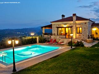 Greek Luxury Villa with Pool - Chania vacation rentals