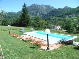 Natalina, prvt.pool, treehouse, wi-fi, free wine - Villa Collemandina vacation rentals