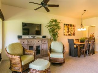 Manualoha 609, Wonderful 2bd/2bth with beautiful ocean views just steps from Brenneckes Beach, Pool, BBQ. Free car* with stays 7nts or more. - Poipu vacation rentals