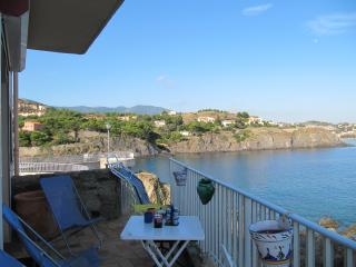 Cozy Apartment in Collioure with Television, sleeps 6 - Collioure vacation rentals