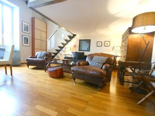 2 bedroom spacious and stylish apartment on Place Massena in Central Nice - Nice vacation rentals