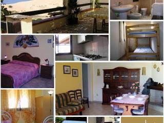 Casa Valentina, spaziosa e accogliente! - Torre dei Corsari vacation rentals
