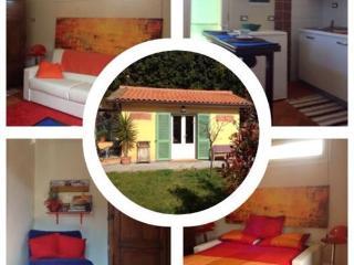 casina e giardino per  mare e città d'arte toscane - Massarosa vacation rentals