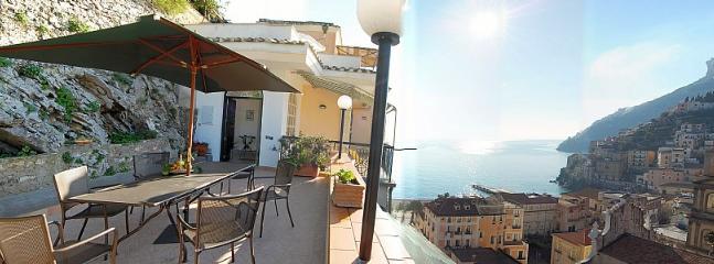 Villa Trofimena - Image 1 - Minori - rentals