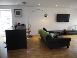 Glasgow Merchant City Toll Booth Apartment. - Glasgow vacation rentals