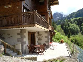 Nice Condo with Internet Access and Central Heating - Abondance vacation rentals