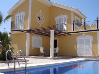 Nice Villa with A/C and Tennis Court - Mazarron vacation rentals
