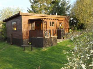 Woodpecker Lodge Pondfauld Holidays - Blairgowrie vacation rentals