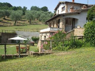 Nice Townhouse with Internet Access and A/C - Civitella d'Agliano vacation rentals