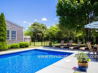 FERR2 - Katama,  Heated Pool, Main and Guest House, Large Private Yard, Bike to - Edgartown vacation rentals