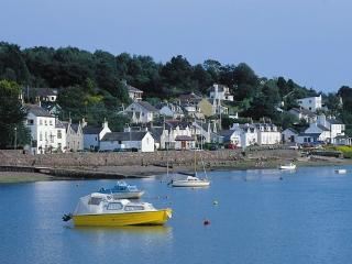 Lovely Kippford Caravan/mobile home rental with Deck - Kippford vacation rentals