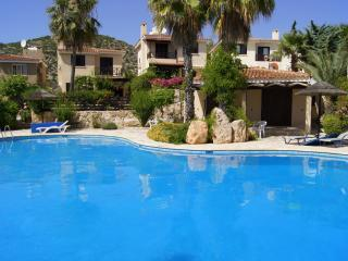Sea view Villa 3 bedr. with pool, private garden - Paphos vacation rentals