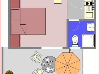 Studio apartment in Hvar A4 - Hvar vacation rentals