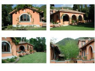 Casale eccezionale 2 SPA, Piscina, biliardo, Lago - Poggio Catino vacation rentals
