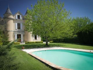 Bright Chateau with Internet Access and Central Heating - Seyches vacation rentals
