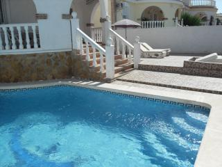 Perfect Gran Alacant vacation Villa with A/C - Gran Alacant vacation rentals
