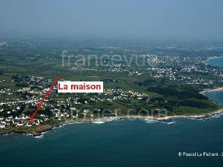 Maison bord de mer,plage à 50m - Saint Gildas de Rhuys vacation rentals