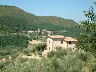 Charme and comfort in Sabina-shire LA FARFALLETTA - Castelnuovo di Farfa vacation rentals