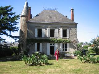4 bedroom Manor house with Internet Access in Mezieres-sur-Issoire - Mezieres-sur-Issoire vacation rentals