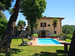 Villa il Castellaccio- Farmhouse chianti with pool - Lucolena vacation rentals