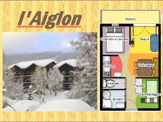 Nice Studio with Television and Microwave - La Salle les Alpes vacation rentals