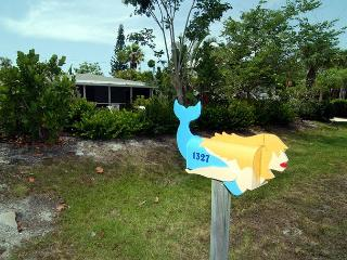 Pet friendly beach cottage - Florida South Central Gulf Coast vacation rentals