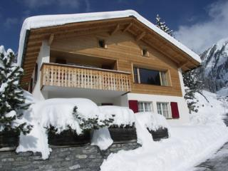 Chalet Im Wieselti - Upper Apartment in Chalet - Langwies vacation rentals