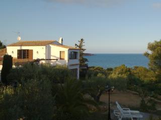 Villa over the sea La Marinada - L'Ametlla de Mar vacation rentals