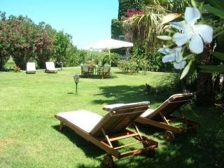 Villa Fleria garden apartment - Platanias vacation rentals