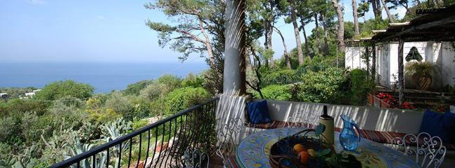 4 bedroom Villa in Anacapri, Capri, Amalfi Coast, Italy : ref 2230546 - Image 1 - Anacapri - rentals
