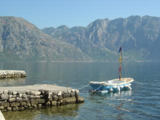 Kotor Bay fiord - Waterfront family Villa 8-14 pax - Prcanj vacation rentals