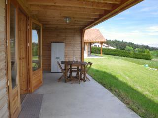 3 bedroom Chalet with Hot Tub in Venteuges - Venteuges vacation rentals