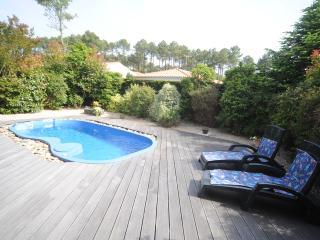 4 bedroom Villa with Deck in Messanges - Messanges vacation rentals