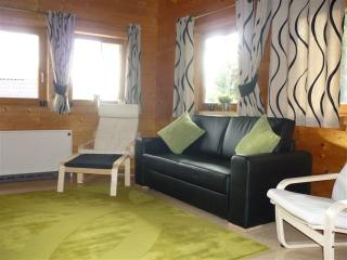 Private self catering family log cabin with amazing mountain views in village. - Filzmoos vacation rentals