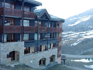 1 bedroom Apartment with Central Heating in La Lechere - La Lechere vacation rentals