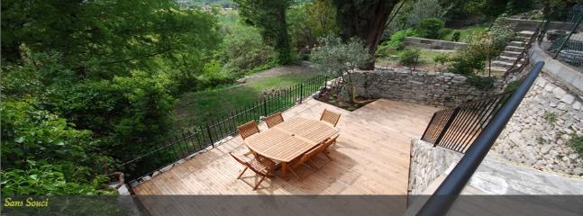 Charming 2 bedroom Vacation Rental in Vezenobres - Vezenobres vacation rentals