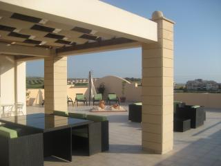 2 bedroom penthouse - sea facing sun terrace Pyla - Larnaca District vacation rentals