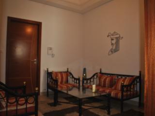 Appart 2 chambres meublé aux jardins de carthage - Carthage vacation rentals