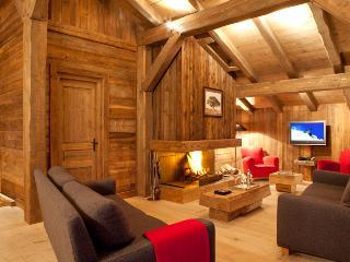 4 bedroom luxury chalet - sleeps 8 - Argentiere - Argentiere vacation rentals