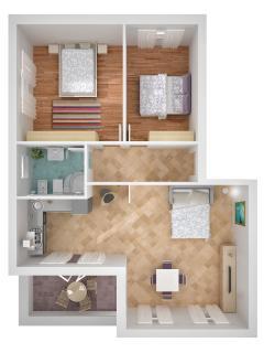 Cozy 2 bedroom Condo in Brenzone - Brenzone vacation rentals