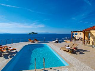 Seafront Villa to with Pool - Chania vacation rentals
