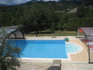 Lovely 1 bedroom Apartment in Aubenas with Internet Access - Aubenas vacation rentals