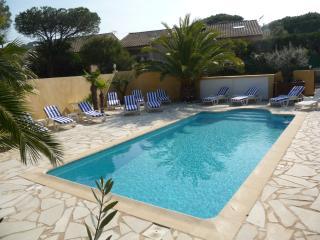 Villa La Rescapade Mas 7 pers. 150m Plage Nartelle - Saint-Maxime vacation rentals