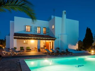 Can Rei, near Ibiza Town with pool, wifi & air-con - Ibiza Town vacation rentals